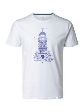 T-shirt BLANC PHARE
