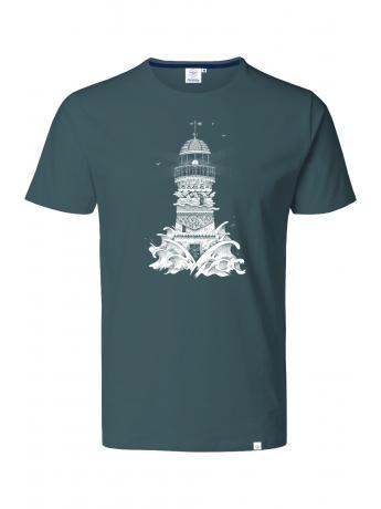 T-shirt ENCRE FLOTTEUR SAFRAN