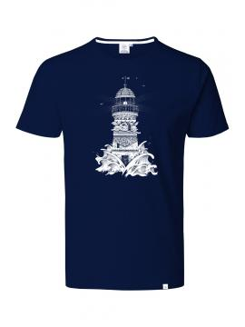 T-shirt NAVY LIGHTHOUSE