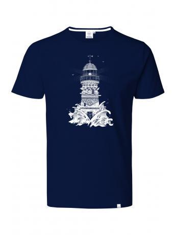 T-shirt NAVY GOOD SPOT