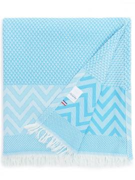 BEACH TOWEL BLUE LAGOON