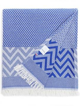 BEACH TOWEL BLUE FLAG