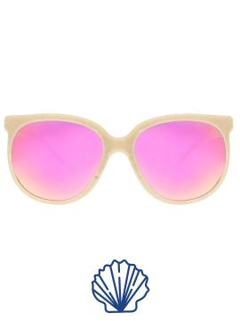 LUNETTE DE SOLEIL VAGUE SAINT-JACQUES NATURELLE ROSE