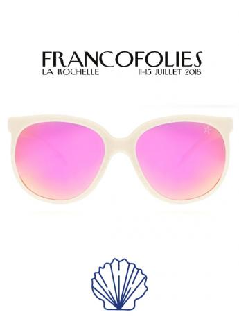 FRANCOFOLIES VAGUE SAINT-JACQUES GRISE ROSE