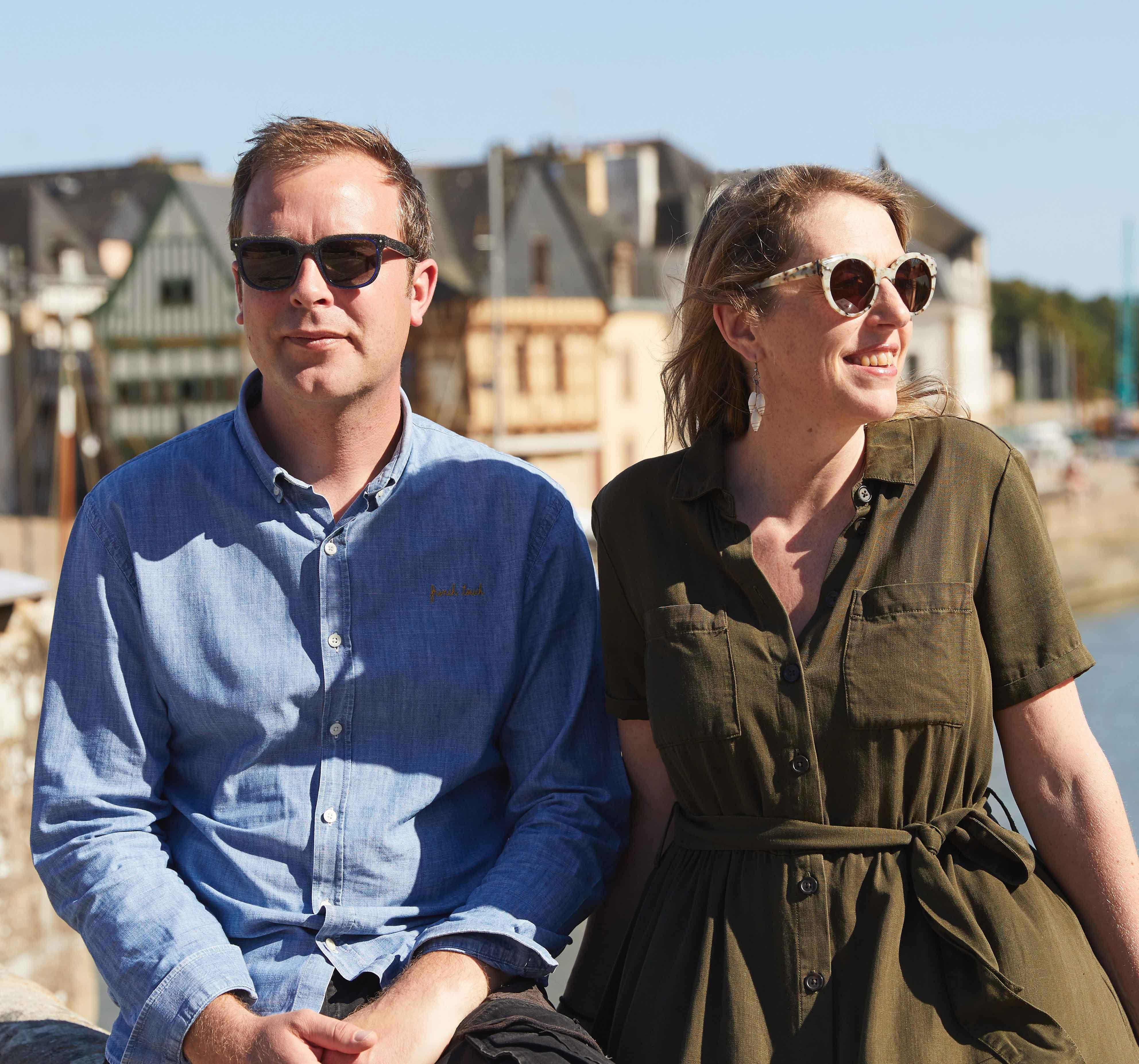 Sandrine et Laurent