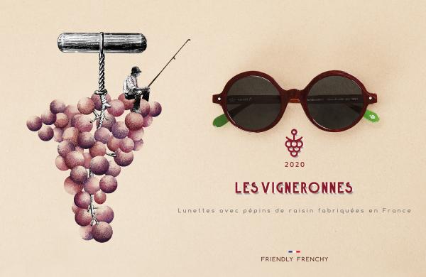 Les lunettes Vigneronnes