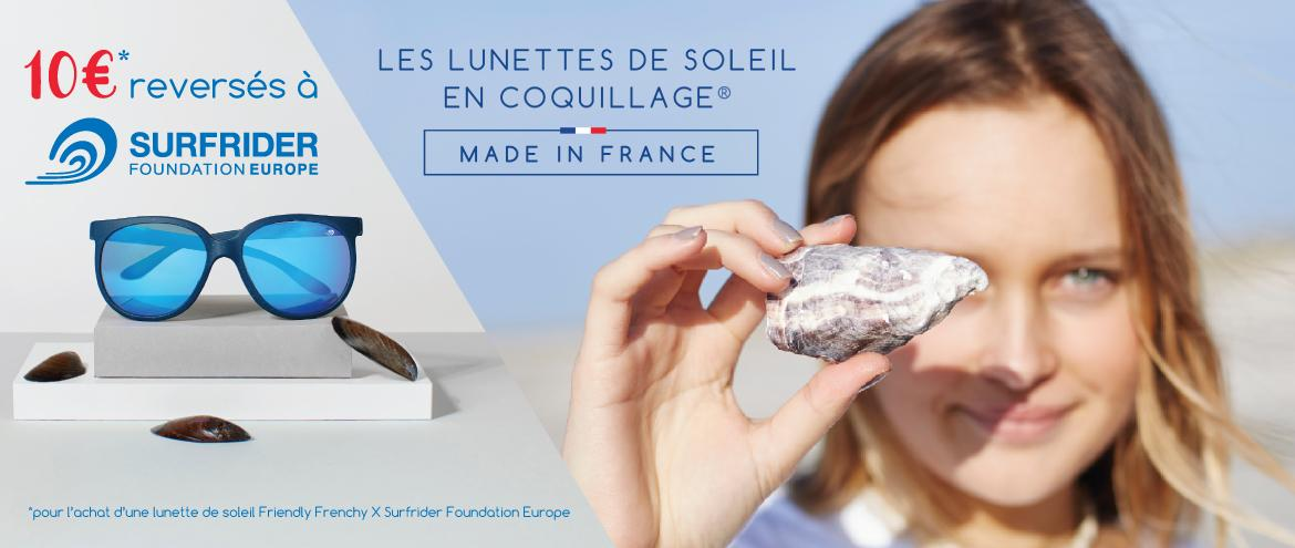 Friendly Frenchy X Surfrider Foundation Europe